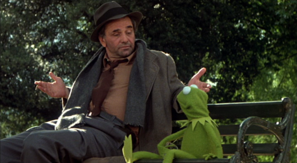 Peter Falk Kermit the Frog