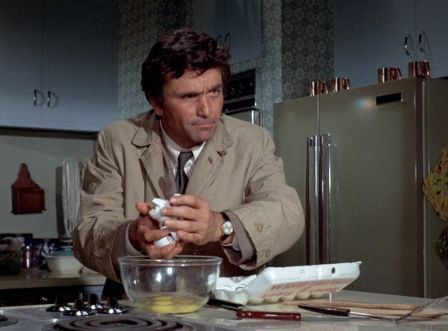 Columbo cooking