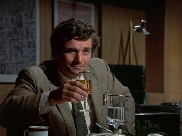 Columbo Cheers
