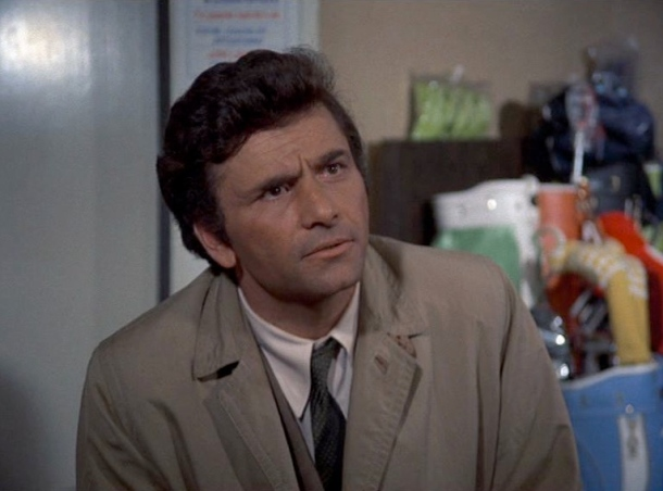 Columbo Death Lends a Hand golf