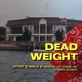 Episode review: Columbo Dead Weight