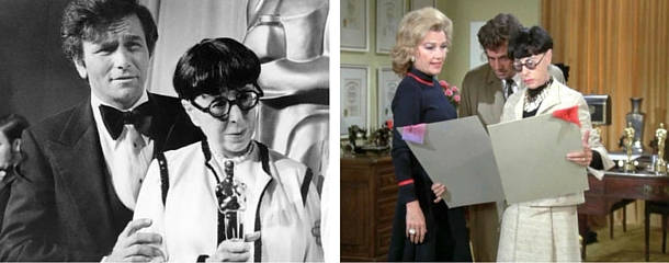Edith Head Columbo Oscars