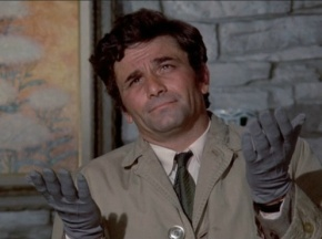Episode review: Columbo Suitable for Framing