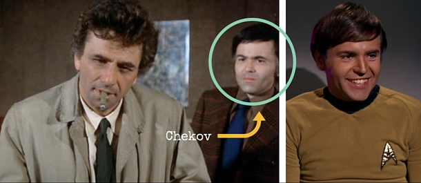 Chekov Columbo