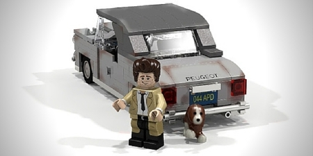 Lego Columbo