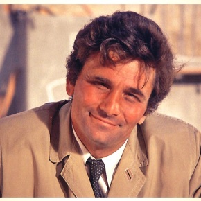 Be the millionth page viewer and a Columbo prize could be yours!