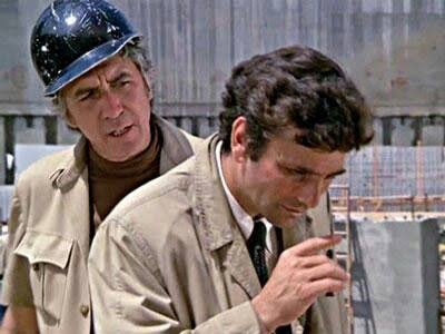 Columbo and Elliot Markham