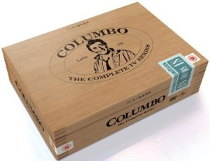 Columbo DVD boxset