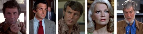 Columbo season 4 episode list