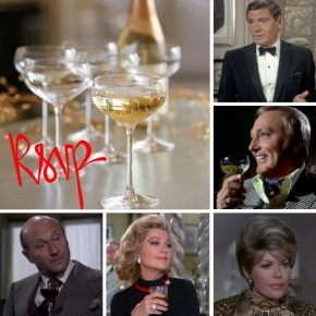 The ultimate Columbo dinner party: who's on your guest list?