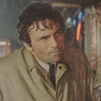 Columbo dagger of the mind raincoat