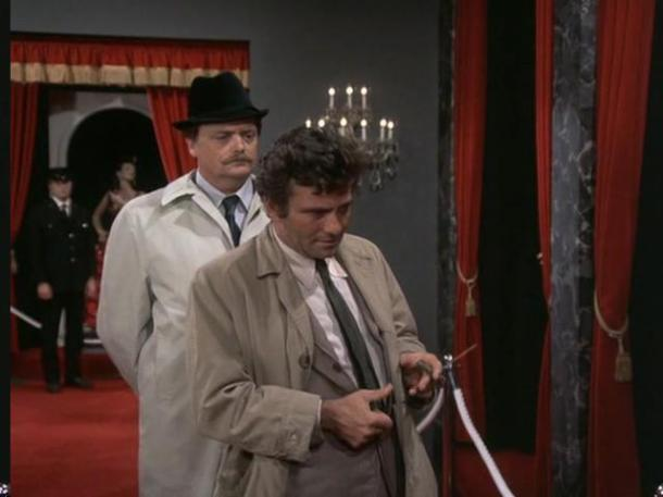 Columbo dagger of the mind gotcha