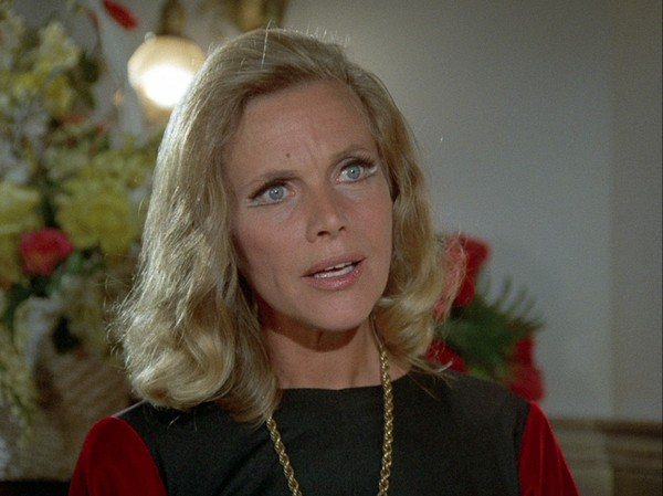Columbo Honor Blackman