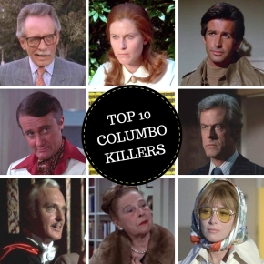 My top 10 favourite Columbokillers