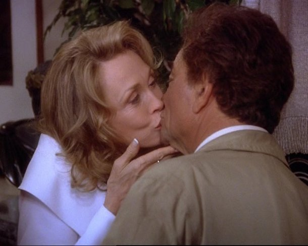 Dunaway kiss