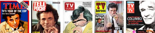 Columbo magazine montage