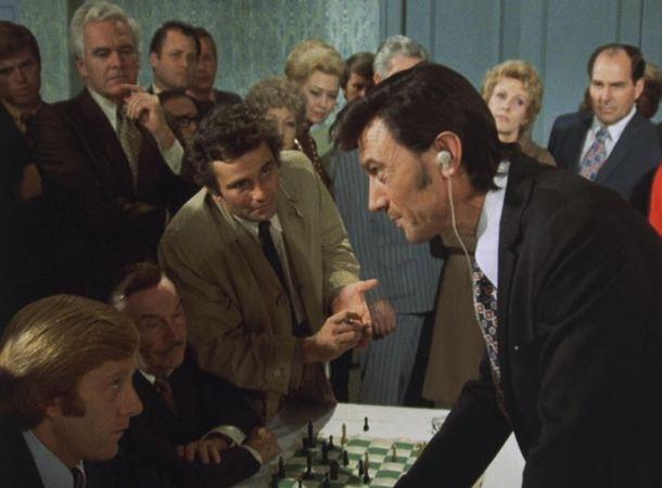 Columbo Most Dangerous Match chess