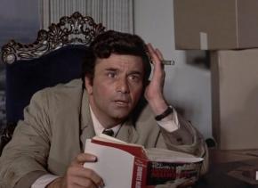 Beyond Columbo: new biography of Peter Falk outnow!