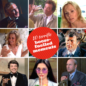 10 great booze-fuelled Columbo moments