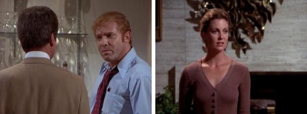 Columbo Candidate for Crime Harry Stone Linda Johnson
