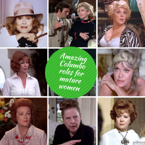 12 amazing Columbo roles for mature women