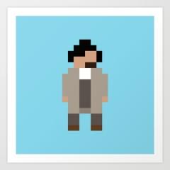 Pixel print