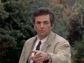 Columbo's raincoat and shoes up for auction – again