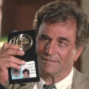Was Lieutenant Columbo's first name really Frank?
