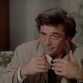 What were Peter Falk's favourite Columboepisodes?