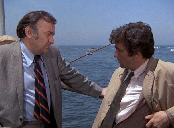 Columbo Most Crucial Game Ralph Dobbs