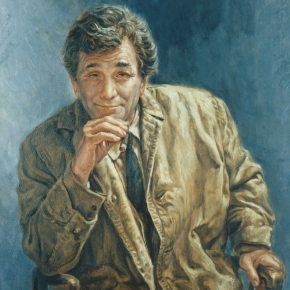 How you could own the Columbo portrait from Murder, A SelfPortrait