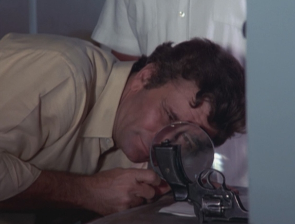 Columbo Troubled Waters