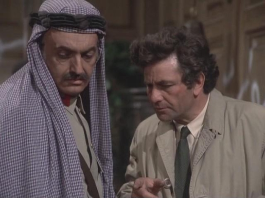 Columbo Case of Immunity