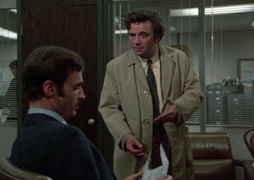 Columbo Case of Immunity Kermit Morgan