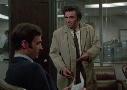 Columbo Case of Immunity Kermit Morgan