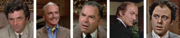 Columbo Now You See Him cast