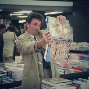 Iconic Columbo book to bereissued!